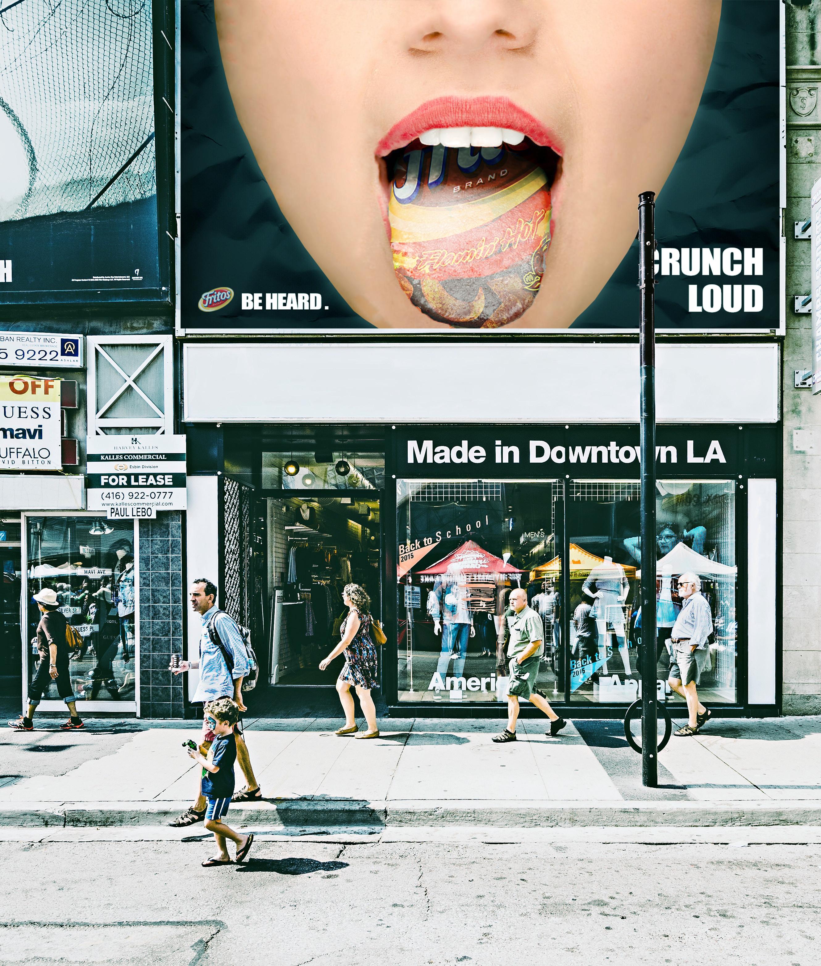 Frito-Lay Campaign