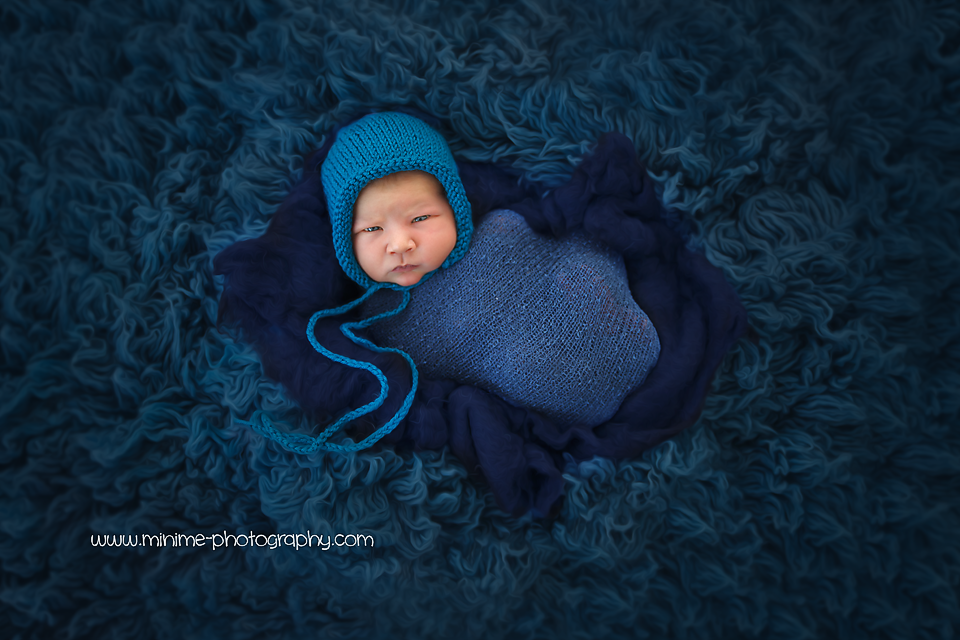 Newborn and Baby Photographer Nelson