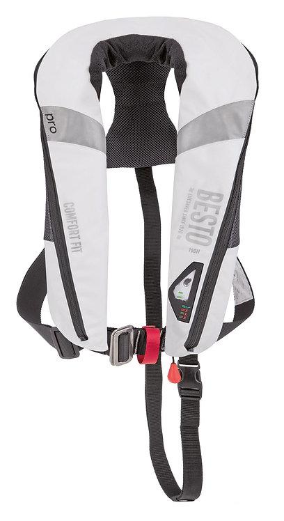 Автоматический надувной спасательный жилет BESTO Comfortfit Pro, 30 кг