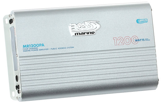 Boss Audio Marine MR1200 4 канала 1200W