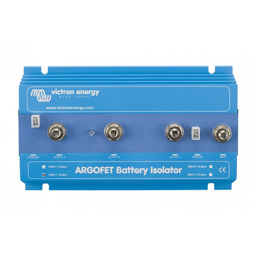 Батарейный изолятор Victron Energy Argofet 100-3 Three batteries 100A