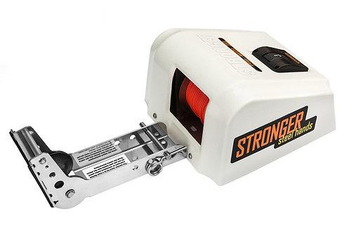 Якорная лебёдка Stronger Steel Hands 35S из нержавейки