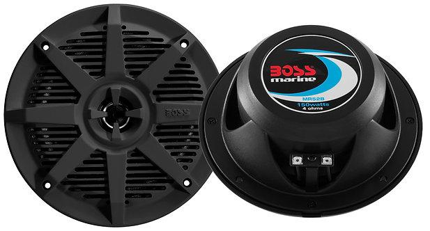 "Boss Audio Marine MR52B 5.25"" 150W"