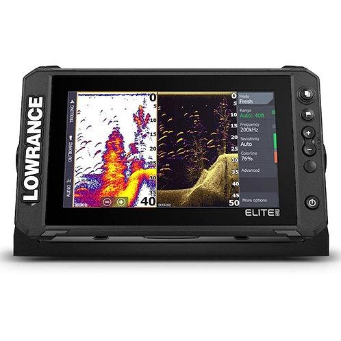 Lowrance Elite FS™ 9 c Active Imaging 3-in-1