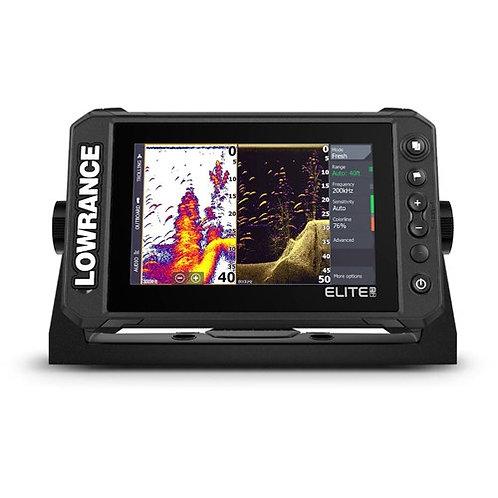 Lowrance Elite FS™ 7 c Active Imaging 3-in-1