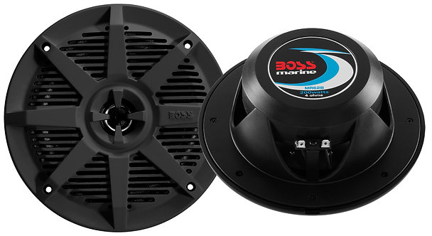 "Boss Audio Marine MR62B 6.5"" 200W"