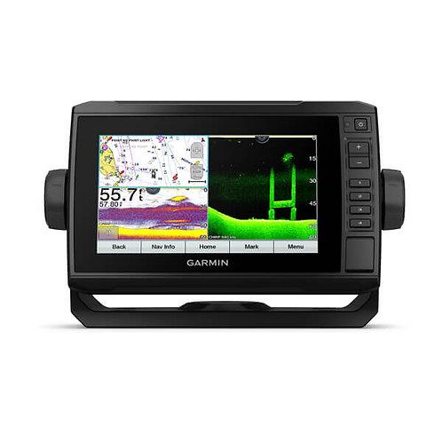 GARMIN Echomap UHD 72сv без датчика