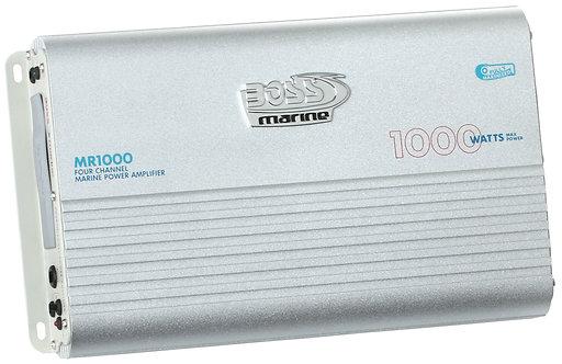 Boss Audio Marine MR1000 4 канала 1000W