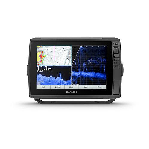 GARMIN Echomap Ultra 102sv с трансдьюсером GT54