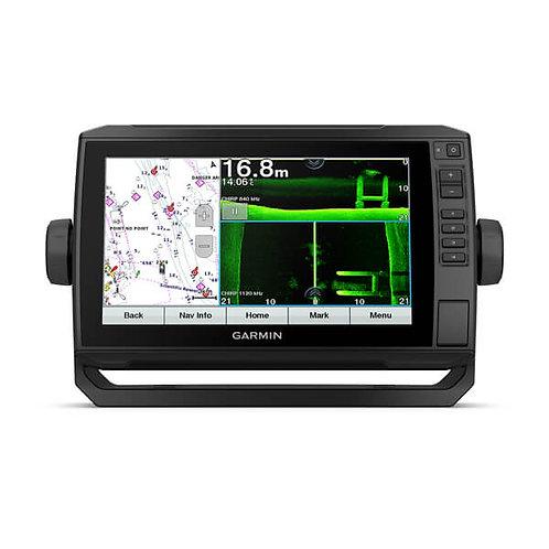 GARMIN Echomap UHD 92sv c датчиком GT54