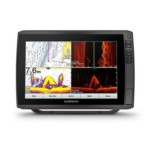 GARMIN Echomap Ultra 122sv с трансдьюсером GT54