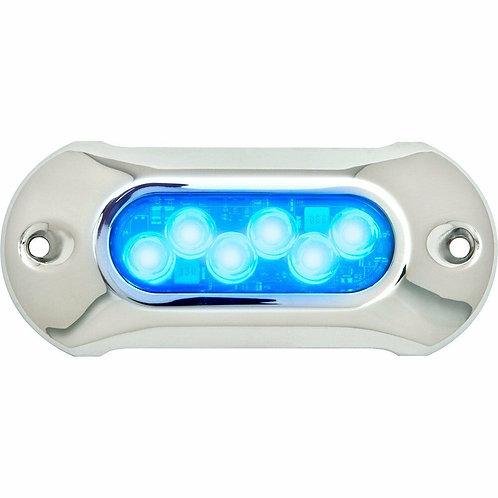 """Подводный огонь Attwood 5.0 HPX - 5"""" length, 6 LED синий 2750 люменов"""