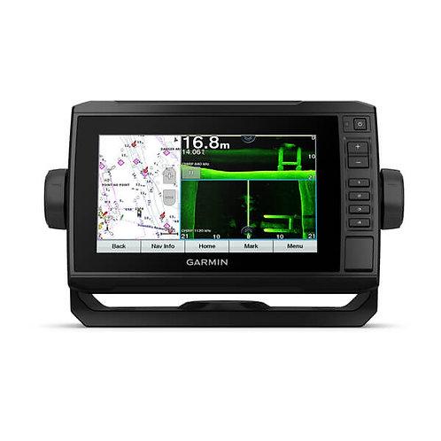 GARMIN Echomap UHD 72sv с датчиком GT54
