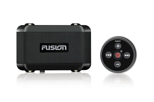 Fusion Black Box with Bluetooth Wired Remote & NMEA 2000 MS-BB100