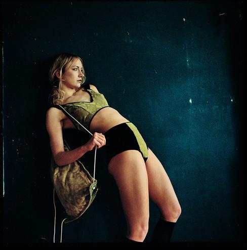 'Hitzefrei' Fashion by Julia Nikoleisen Accessories by Katharina Freymuth