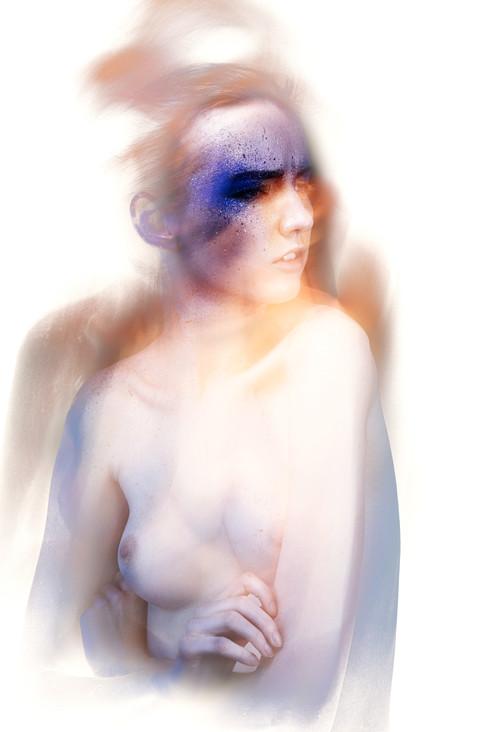 'Eyes of Sparks'  Make Up by Jamal Musa @ Bigoudi