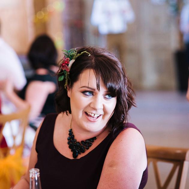 Bridesmaid Glam