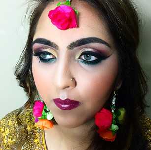 Asian Bridal Makeup by Laura Cotterill
