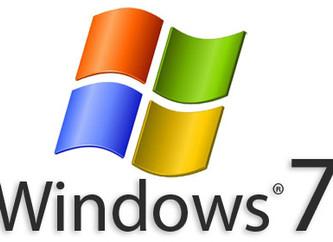 Fin de la prise en charge de Windows 7