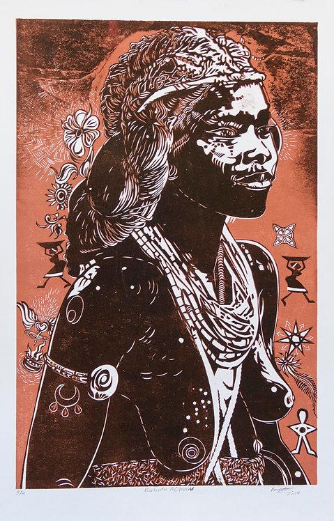 Balantu Woman