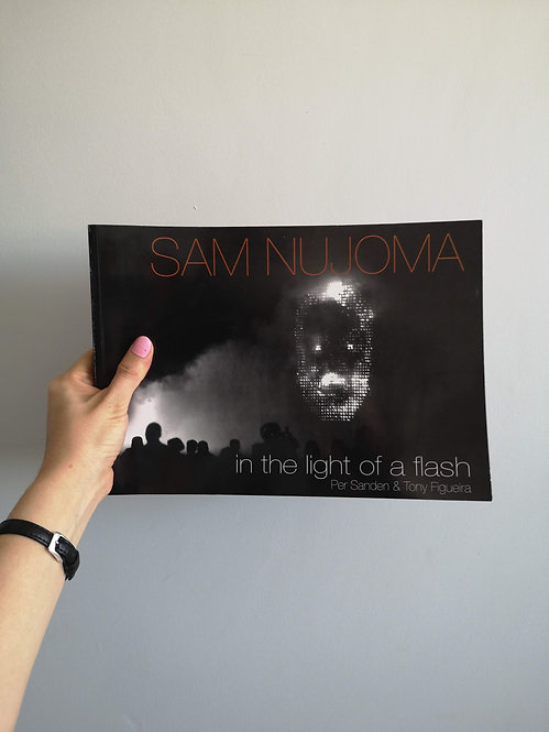 'In the light of a flash' photobook
