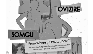 'Ovizire • Somgu, From Where do Poets Speak?' Booklet of poems (scroll down for download link)