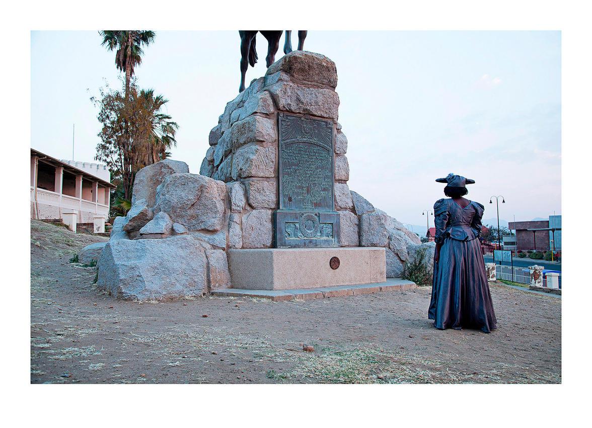 Landscapes of Power I. Windhoek, Namibia, 28 August 2012