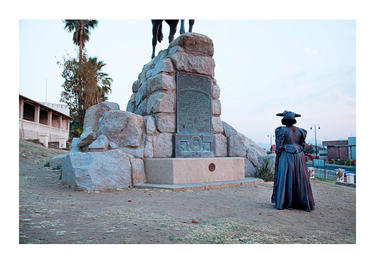 Landscapes of Power I. Windhoek, Namibia, 28 August 2012