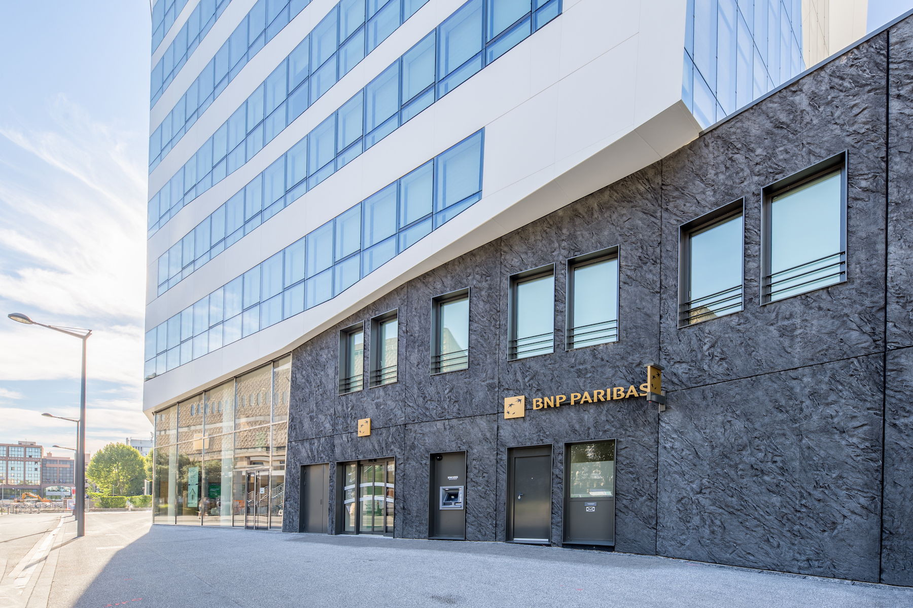 Agence BNP Paribas - Lyon Part-Dieu