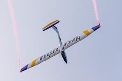 Planeur -Evénement sportif et aérien