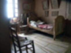 Vincent s kamer, vincent van Gogh, zundert, couzijn van Leeuwen cardboard, karton.