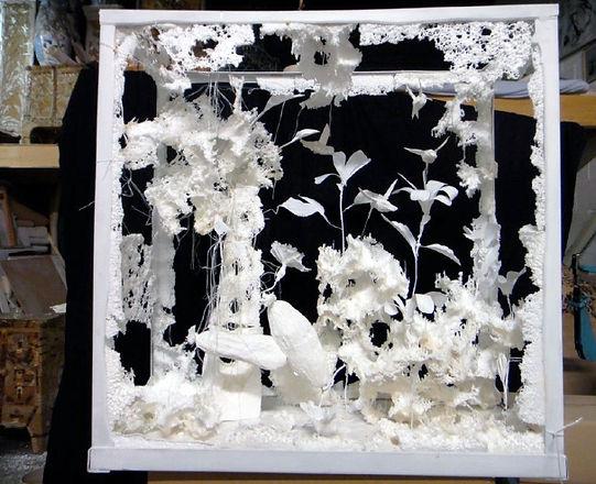 couzijn van leeuen, polystireen piepschuim airarium