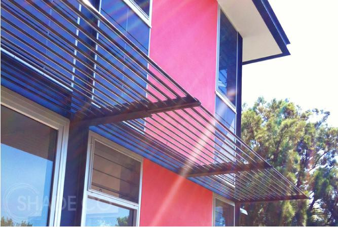 Louvre awnings custom made, Aluminium louvre awnings, BASIX approved awning