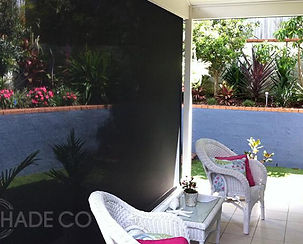 cafe blind, clear PVC blind, outdoor entertaining, straight drop blinds, motorised blnd sydney, SOMFY motors, home automation, extend your outdoor entertaining area sydney, awnings sydney