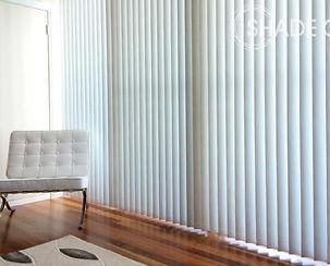 vertical blinds, office blinds, sydney blinds, window blinds, shade blinds, roller blind sydney, motorised blinds, SOMFY, home automation