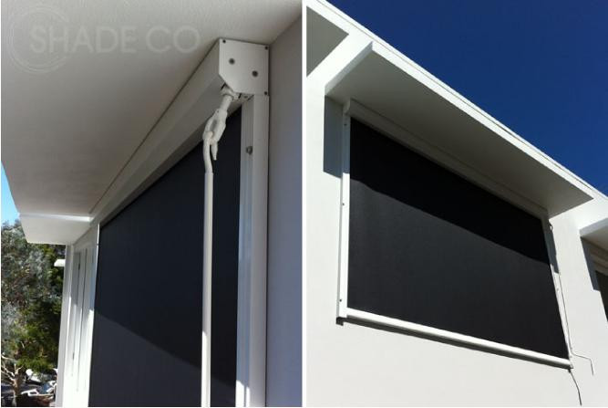 Manually operated outdoor blinds | Outdoor Blinds and awnings | Outdoor window shades