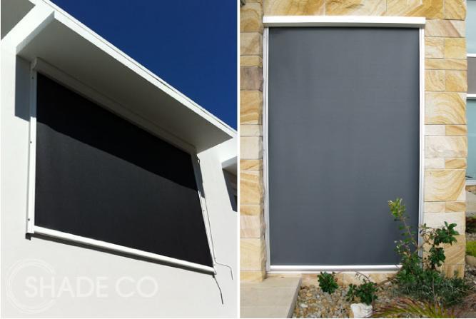 Motorised outdoor blinds | Zipscreen | Ziptrak | Vertiscreen awnings