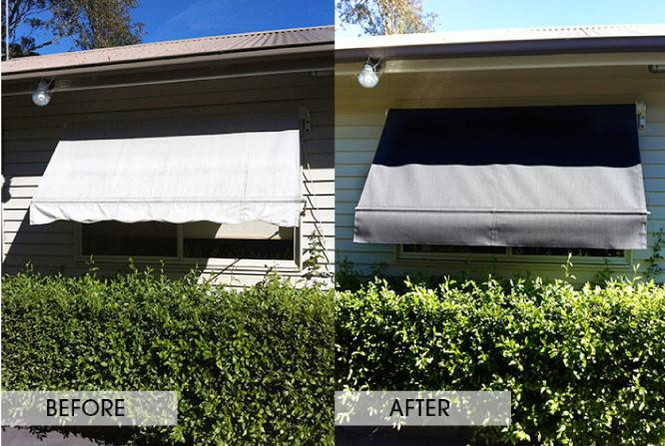 Awning Recovers