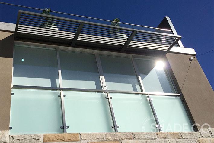 BASIX louvre awning | Aluminium sun shade | Window Awnings