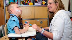 Pediatric Vital Stim Therapy