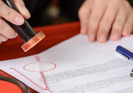 Pourquoi est-il important d'avoir un pré-état daté certifié et garanti ?