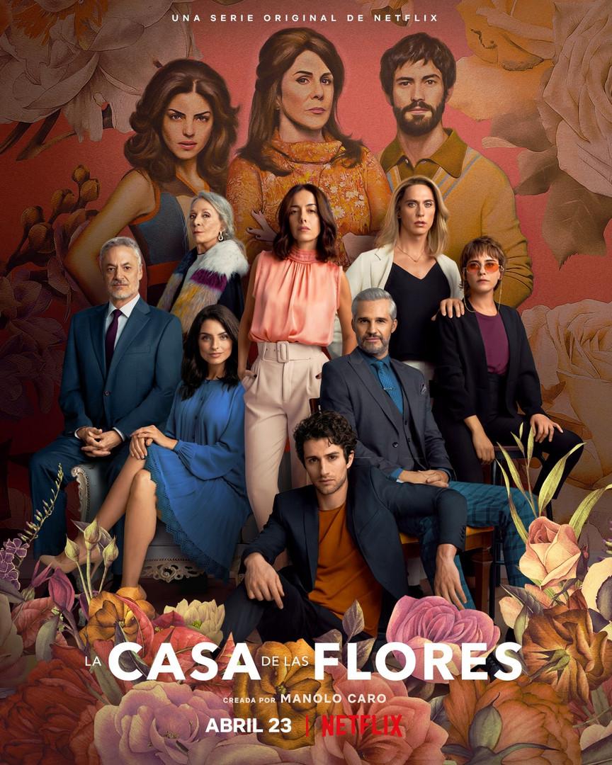 La casa de las flores temporada 3