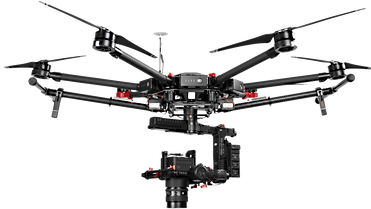 Matrice 600   | Alexa Mini | Red Dragon