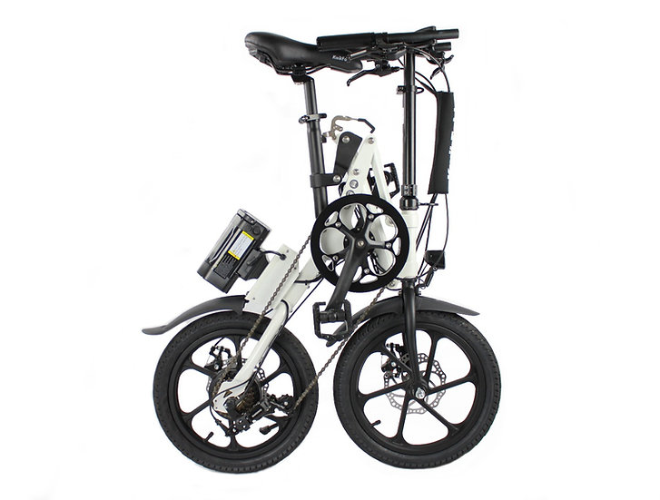 KwikFold Xite-3 Electric Folding Bike