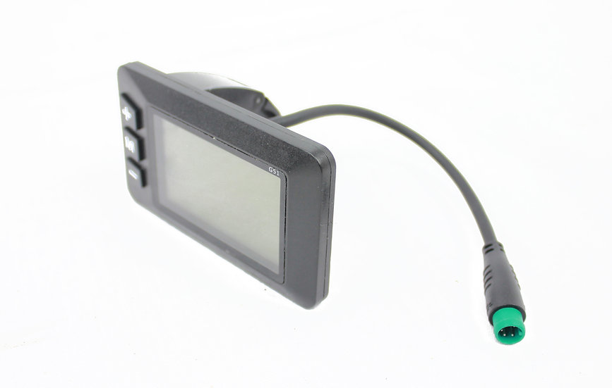 Kwikfold Xite LCD Display