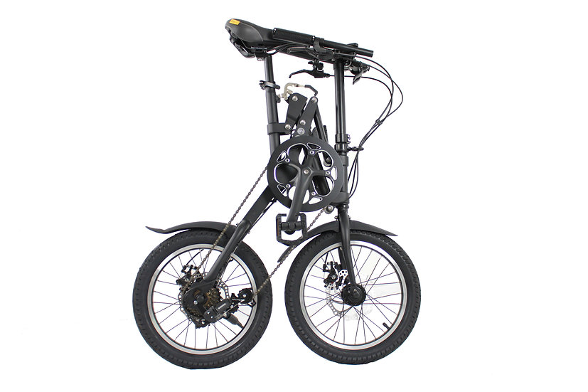 KwikFold Xite-3 Folding Bike