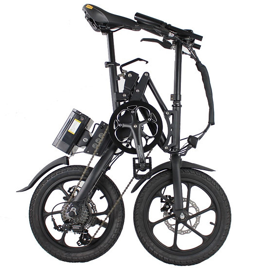 KwikFold Xite-3A Electric Folding Bike