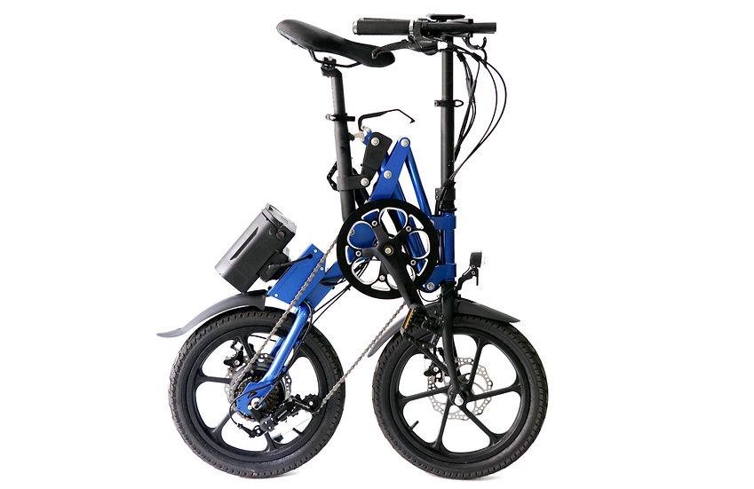 KwikFold Xite-3 Electric Folding Bike