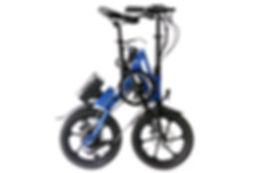electric Folding bike kwikfold