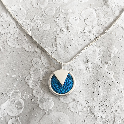 Triad Pendant Necklace